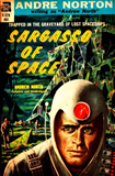 science fiction book reviews Andre Norton The Solar Queen 1. Sargasso of Space 2. Plague Ship 3. Voodoo Planet 4. Postmarked the Stars 5. Redline the Stars 6. Derelict for Trade 7. A Mind for Trade