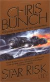 science fiction book reviews Chris Bunch. 1. Star Risk, Ltd. 2. The Scoundrel Worlds 3. The Doublecross Program 4. The Dog from Hell 5. The Gangster Conspiracy