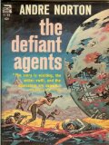 science fiction book reviews Andre Norton 1. The Time Traders 2. Galactic Derelict 3. The Defiant Agents 4. Key Out of Time 5. Firehand 6. Echoes in Time 7. Atlantis Endgame