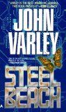 John Varley science fiction book reviews The Ophiuchi Hotline, Steel Beach