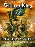 William King Terrarch Chronicles 1. Death's Angels 2. The Serpent Tower 3. The Queen's Assassin 4. Shadowblood