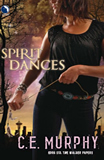 book review C.E. Murphy The Walker Papers Urban Shaman, Thunderbird Falls, Coyote Dreams, 4. Walking Dead 5. Demon Hunts 6. Spirit Dances 7. Raven Calls