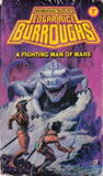 Edgar Rice Burroughs 7. A Fighting Man of Mars