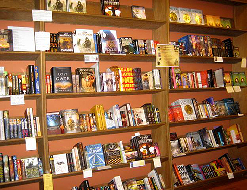 fantasy and science fiction book reviews