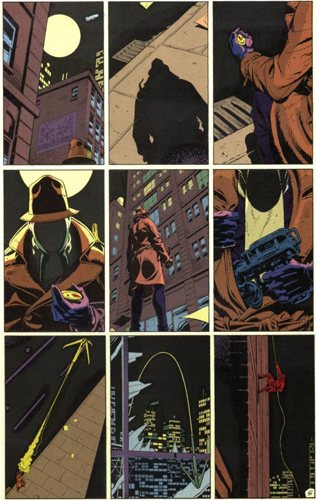 Watchmen Page 5