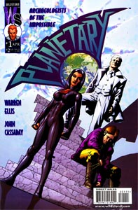 Planetary first issue