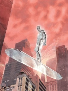 Silver Surfer Requiem