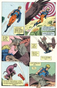 Animal Man, Volume 1 (Issues 1-9) by Grant Morrison (writer), Chas Truog (artist, Issues 1-8) and Tom Grummett