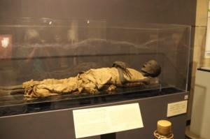 Rosicrucian Egyptian Museum mummy