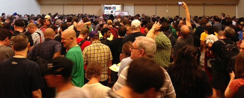 The Crowd at Gen Con 2013
