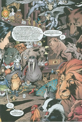 fables animal farm 1