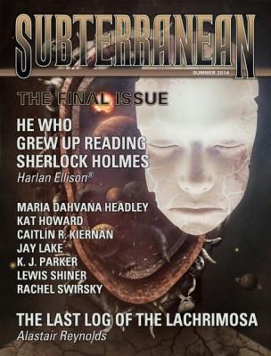 Subterranean Mag Summer 2014