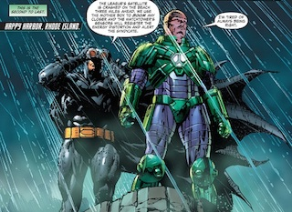 forever evil lex and bats