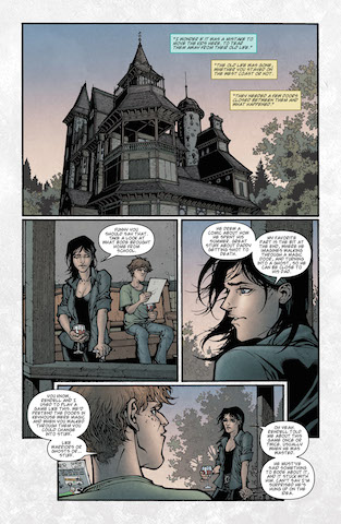 Is locke and key a book