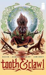 tooth and claw cover