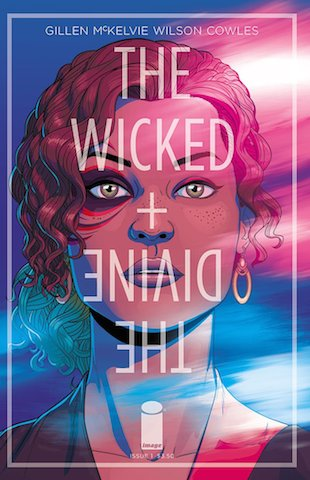 The Wicked The Divine The Faust Act By Kieron Gillen Jamie