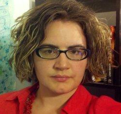 Author Kameron Hurley