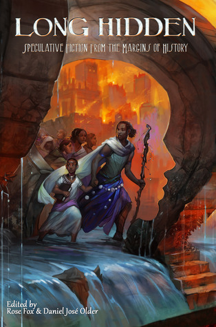 DJOlder interview photo - Long Hidden anthology cover image