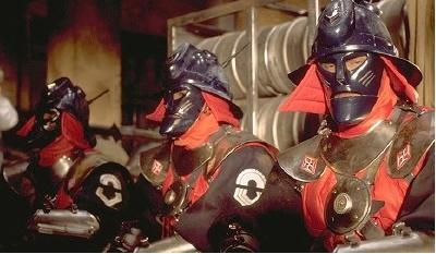 Harkonnen soldiers' armor
