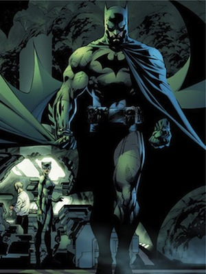 Batman Hush By Jeph Loeb And Jim Lee Fantasy Literature Fantasy