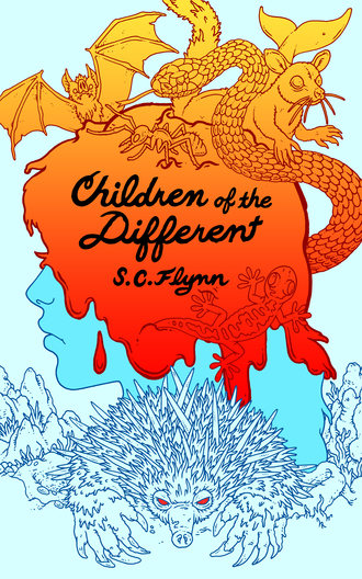 Children of the Different, by S.C. Flynn