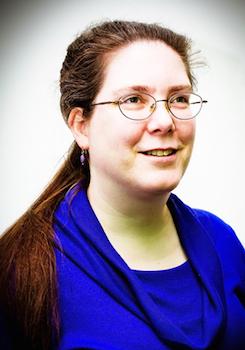 Author Genevieve Cogman