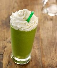 Green Tea Frappachino