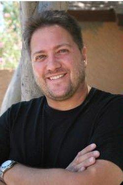 Author Joseph Nassise