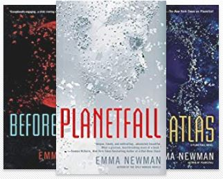 Emma Newman Planetfall