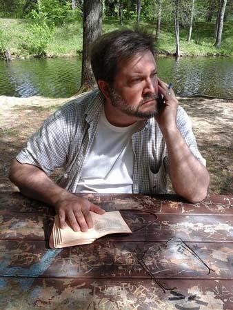 Author John Langan