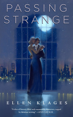 Passing Strange Final cover, art by Gregory Manchess