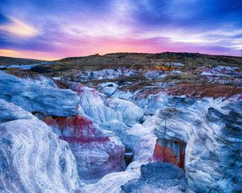 Paint Mines Interpretive Park, Cahlan, Colorado
