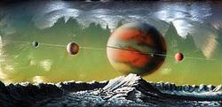 Callisto (c) Jeff Sturgeon