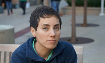 Maryam Mirzakhani, Field Medal Winner
