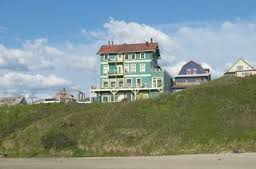 The Sylvia Beach Hotel, Newport, Oregon