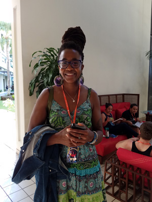 Nnedi Okorafor, Writer Guest of Honor,