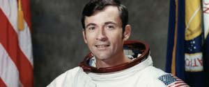 Rest in peace, John Young. Image courtesy of NASA.