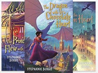 Tales from the Chocolate Heart Book Series