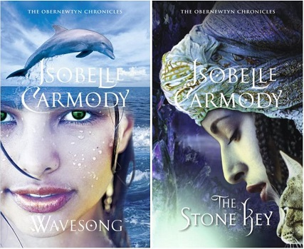 The Stone Key by Isabelle Carmody