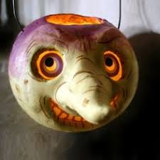"""Before pumpkins migrated to Europe. people carved """"turnip o'lanterns."""""""