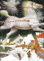 Christmas Horse by Vladislav Erko (c) Vladislav Erko