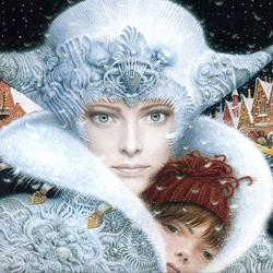 Snow Queen by Vladislav Erko (c) Vladislav Erko