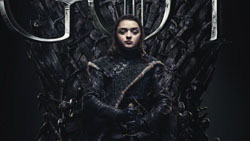 Arya Stark. Image courtesy HBO
