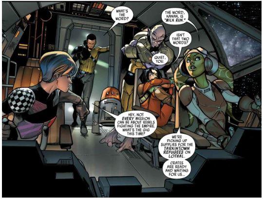 Star Wars: Kanan Vol. 1: The Last Padawan by Greg Weisman