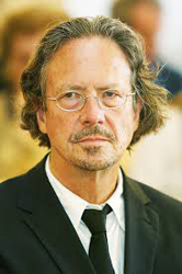 Peter Handke. Image from Wikipedia.