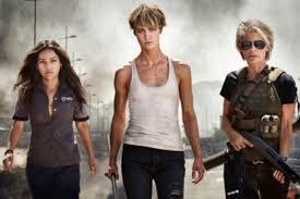 Poster for Terminator: Dark Fate courtesy Paramount Studios