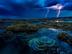 Thunderstorm image, Smithsonian Magazine
