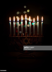 Menorah image by Getty images