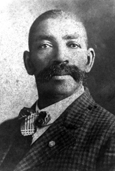 Bass Reeves, first AFrican American Deputy US Marshall