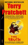 book review Terry Pratchett Discworld The Truth